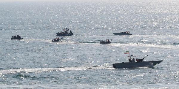 At least 23 sailors are reportedly being held by Iran after 2 British tankers seized in Strait of Hormuz