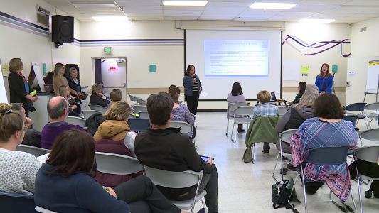 Community listening session for Santa Cruz County needle exchange program