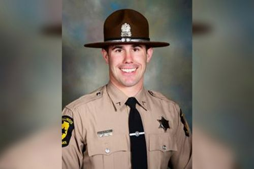 Illinois trooper Nicholas Hopkins dies after being shot while serving a warrant