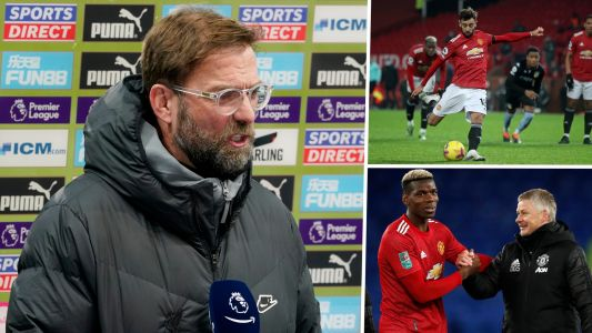 Klopp is correct - but why are Man Utd Europe's penalty kings?