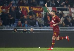 Roma far from convincing in 2-1 win over Bologna in Serie A