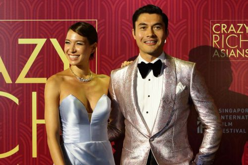 Henry Golding not worried fame will affect his marriage