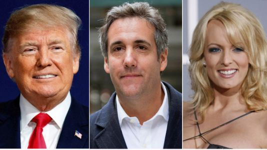 Trump Spoke With Cohen As They, Aides, Sealed Hush Money Deals In 2016