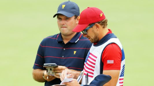 Patrick Reed's caddie confirms altercation with fan at Presidents Cup