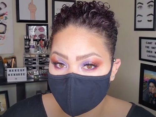 Masks may be causing a blow to lipstick sales, but eye makeup sales are booming as Americans find creative ways to use cosmetics