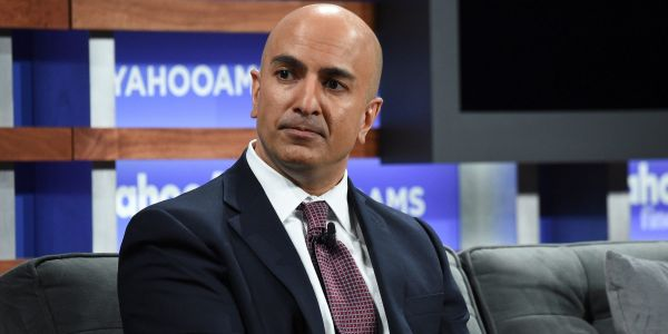 Fed's Kashkari warns that unless a stricter US lockdown is imposed, the last six months could feel just like a 'warm-up to a greater catastrophe'