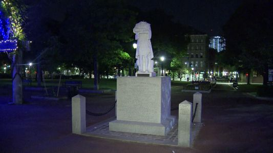 Boston Art Commission to study future of Christopher Columbus statue