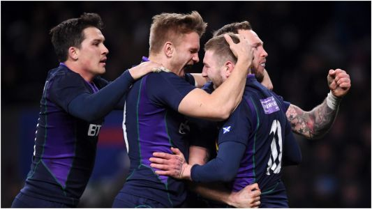 Six Nations 2019: We targeted winning the second half - not the game, says Gregor Townsend