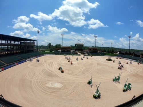 World Equestrian Games to be 'largest sporting event in NC history'