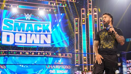 Jey Uso on facing Roman Reigns at Clash of Champions, why he prefers tag team wrestling and a rebirth of the Samoan SWAT Team