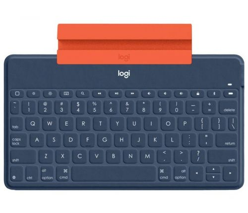 Logitech's Keys-to-Go keyboard has a stunning new Classic Blue color option