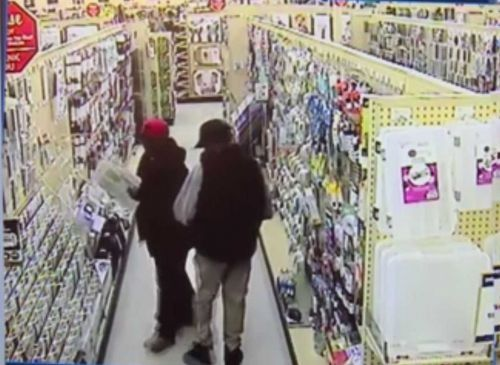 Caught on camera: men steal $1,000 in merchandise from Hobby Lobby