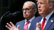 White House Adviser Larry Kudlow: 'We Don't Want To Have Voting Rights' In Stimulus