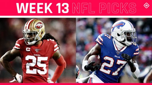 NFL picks, predictions for Week 13: 49ers upset Bills; Steelers get a scare; Texans hurt Colts' playoff hopes