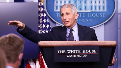 Fauci resumes COVID-19 briefings in White House under Biden administration