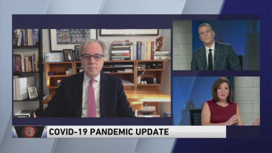 'Could repeated minor exposure to COVID-19 build immunity?' Dr. Murphy answers viewer COVID-19 questions 3/1