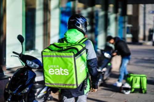 Spending more on DoorDash and UberEats? This fee may be why