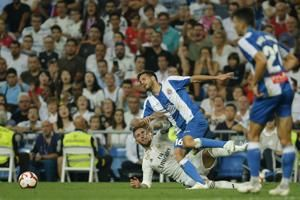 Real Madrid leads La Liga thanks to goal on video review