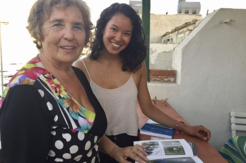 Senior examines effects of ancient artifacts on southeastern Sicilians' identities