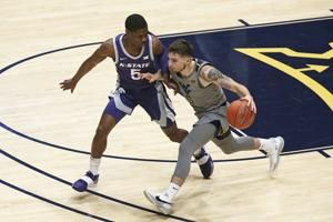 McNeil scores 16 points, No. 10 West Virginia beats K-State