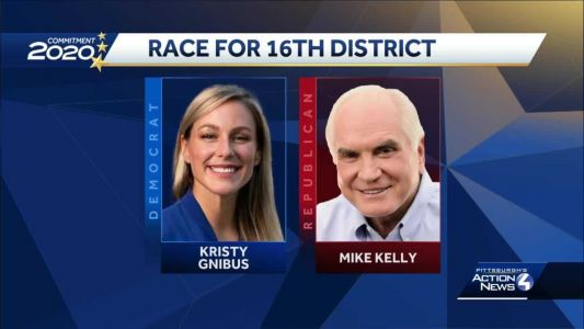 Race for 16th District: Mike Kelly
