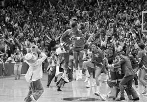 AP Was There: NC State stuns Houston 54-52 for '83 title