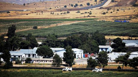 Israel shot down drone on Golan Heights overnight - military
