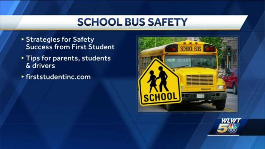With the school year kicking into gear, there's lots of tips to remember to stay safe
