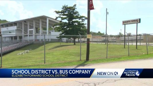 No school bus service for Elizabeth Forward School District