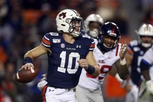No. 16 Auburn hosts in-state FCS team Samford