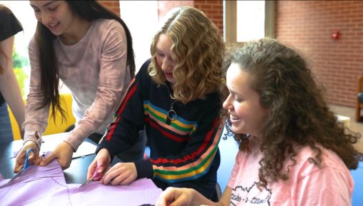 Local students lead service projects for WE Day