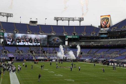 Ravens-Steelers on for Thanksgiving despite positive coronavirus tests