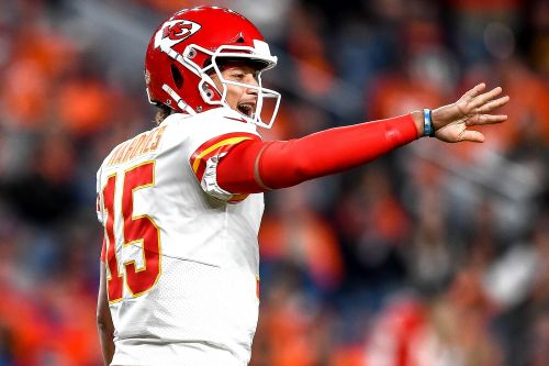 Patrick Mahomes will be back soon