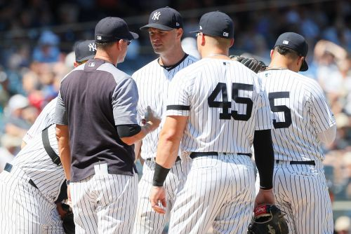 Yankees pitchers are 'in a good spot' as trade deadline looms