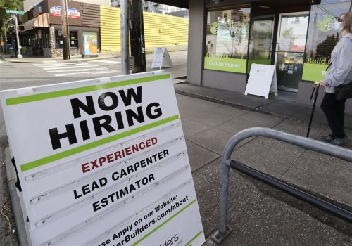 Layoffs stuck at high level as 1.3 million seek jobless aid