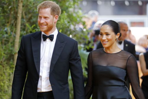 Meghan Markle, Prince Harry unveil new charity, Sussex Royal foundation