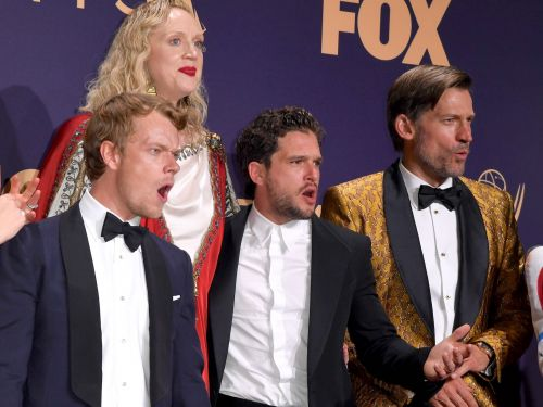 I was backstage at the Emmys and went to HBO's after-party. Here's what you didn't see