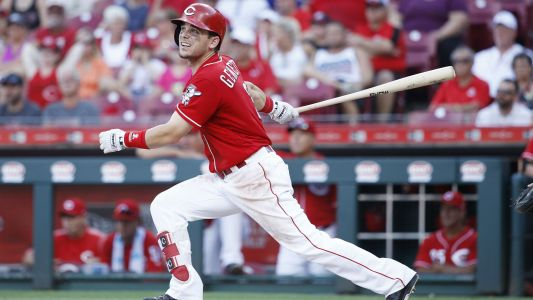 Scooter Gennett injury update: Reds second baseman hurts groin in spring training game