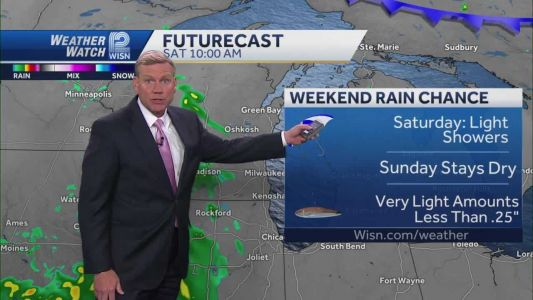 Weather: Weekend Rain Chances