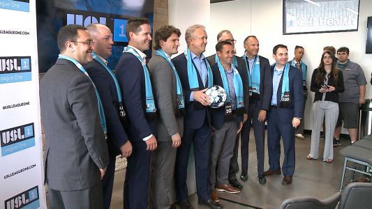 USL League One brings professional soccer team to Omaha