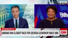 Stacey Abrams Says She'll Run For Office Again: 'I'm Planning To Get Back Into The Ring'