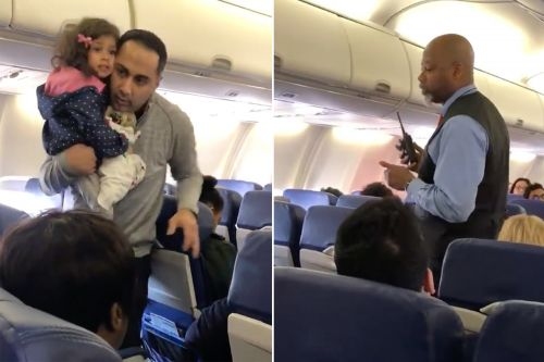 Family booted from flight after toddler kicked up a minor fuss