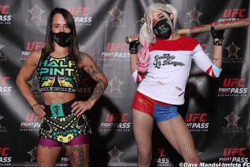 Invicta FC 40 results: Emily Ducote rallies for decision over Juliana Lima