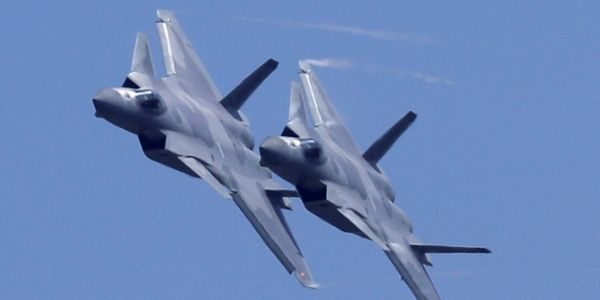 China's most advanced stealth fighter may now be able to strike targets at greater distances than ever