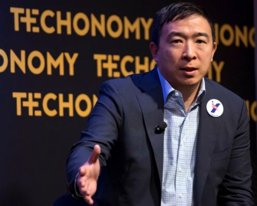 Andrew Yang: The U.S. government is 24 years behind on tech