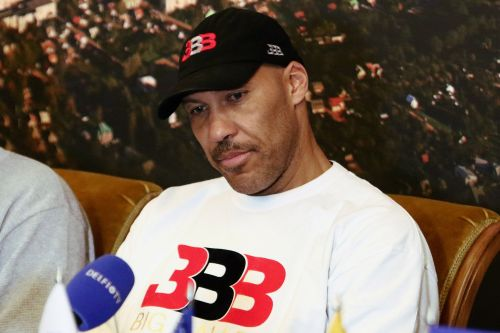 LaVar Ball's Big Baller Brand could be on life support