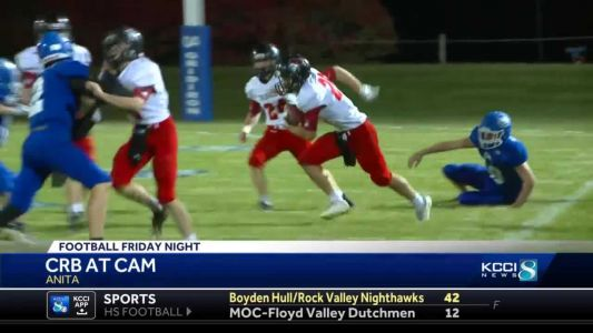 Football Friday Night Week 8 Scores and Highlights