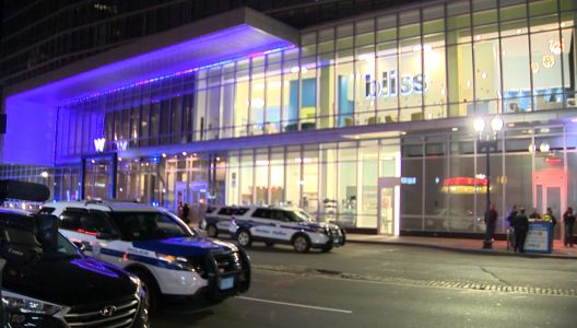 2 people injured in stabbing at up-scale hotel in Boston