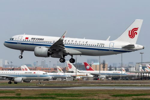 Trump administration to ban Chinese passenger airlines from US