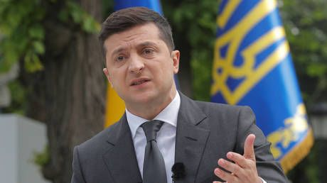 Ukraine's Zelensky admits some EU members don't want Kiev to join bloc, denies he's afraid to negotiate directly with Putin